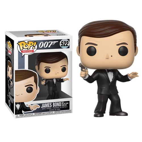 James Bond Will Return in Pop! Vinyls Are Forever