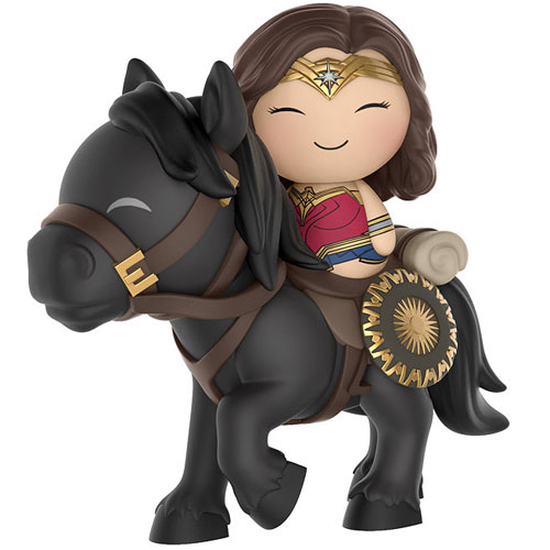 Wonder Woman Is Totes Dorbz