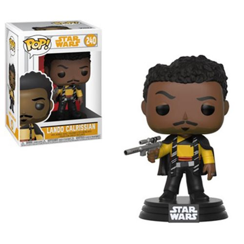 Star Wars Solo Lando Calrissian Pop! Vinyl Bobble Head