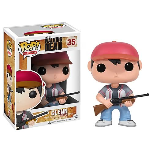 The Walking Dead - Buy 2 Pop! Vinyl Figures, Get 1 Free!