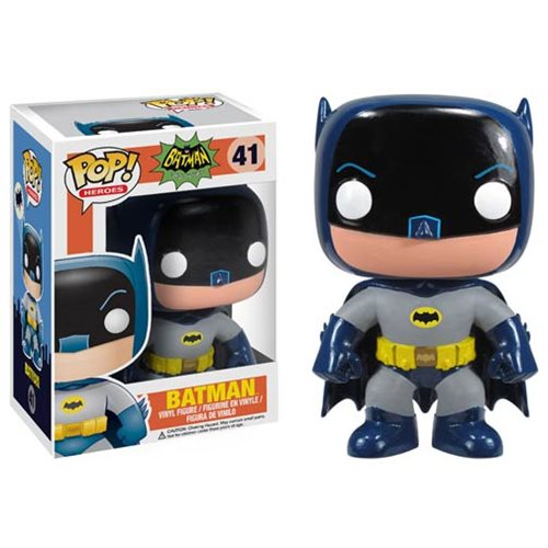 Holy Pop! Vinyl, Batman!