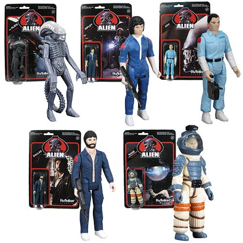 Classic Alien Kenner Figures Are Coming