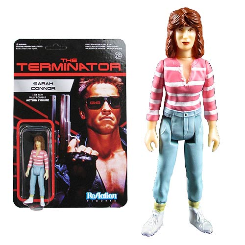 Terminator Sarah Connor ReAction 3 3/4-Inch Action Figure