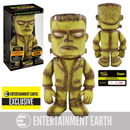 Frankenstein Distressed Hikari Vinyl Figure - EE Exclusive