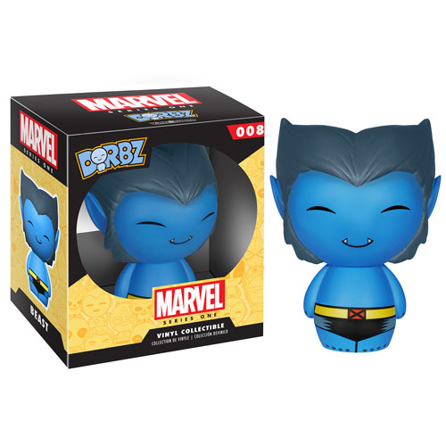 X-Men Beast Marvel Series 1 Dorbz Vinyl Figure