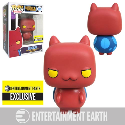 Bravest Warriors Bugcat Pop Vinyl Figure Ee Exclusive