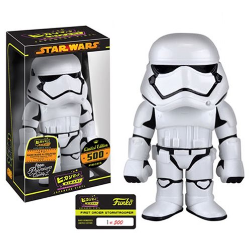 Star Wars Classic First Order Stormtrooper Hikari Figure