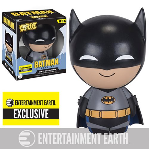 Batman: Animated Series Batman Dorbz Vinyl Figure - EE Ex