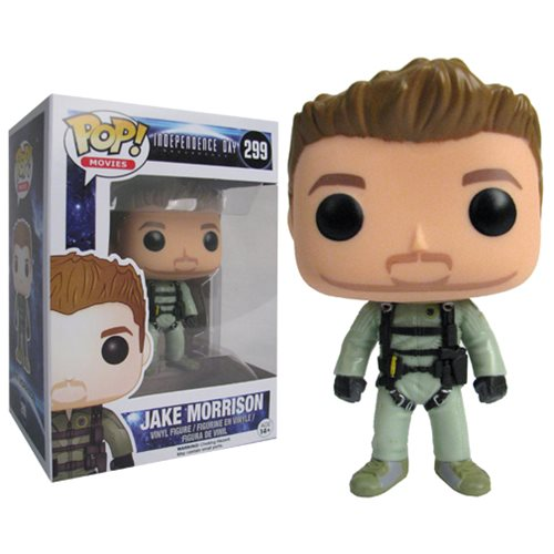 Independence Day: 2 Jake Morrison Pop! Vinyl Figure
