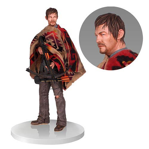Limited Edition Walking Dead Daryl Dixon Statue