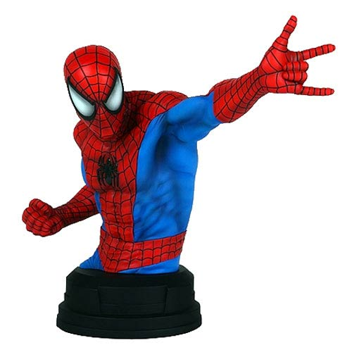 Up to 40% Off Spider-Man Busts!
