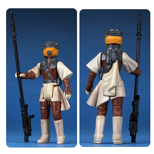 Star Wars Leia Boushh Jumbo Kenner Action Figure