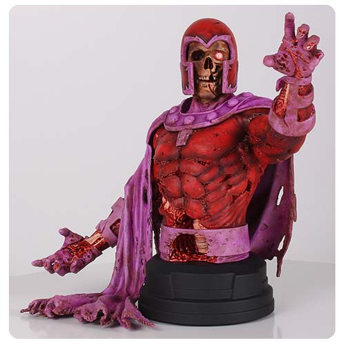 Zombie Magneto Wants Brains!