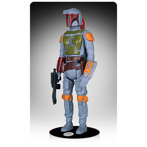 Star Wars Boba Fett Life-Size Vintage Kenner Monument Action Figure