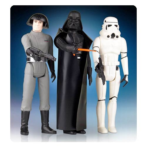 Star Wars Jumbo Villain Kenner Action Figure Special Set