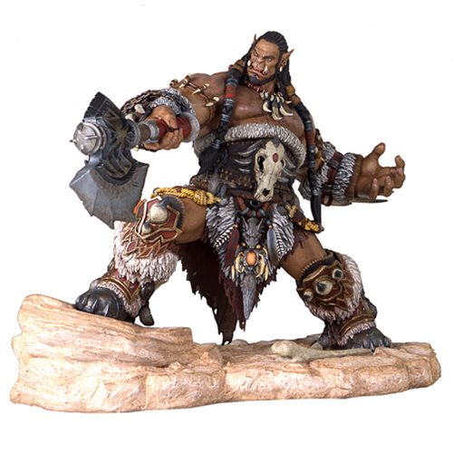 Daily Deal - World of Warcraft Statue