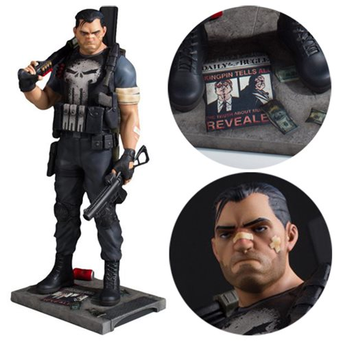 The Punisher - Now a Gentle Giant Statue!