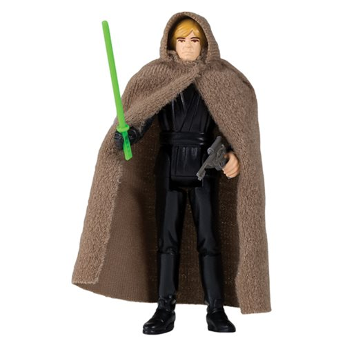 Star Wars Luke Skywalker Jedi Knight Jumbo Action Figure
