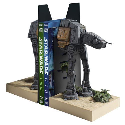 Imperial Bookends - AT-ACT Holds Your Books and Movies