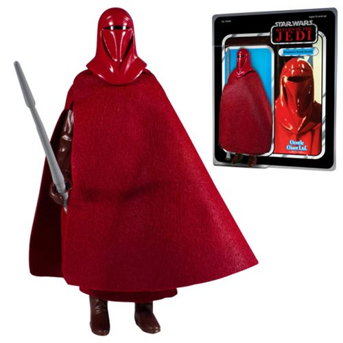 Star Wars Royal Guard Jumbo Vintage Kenner Action Figure