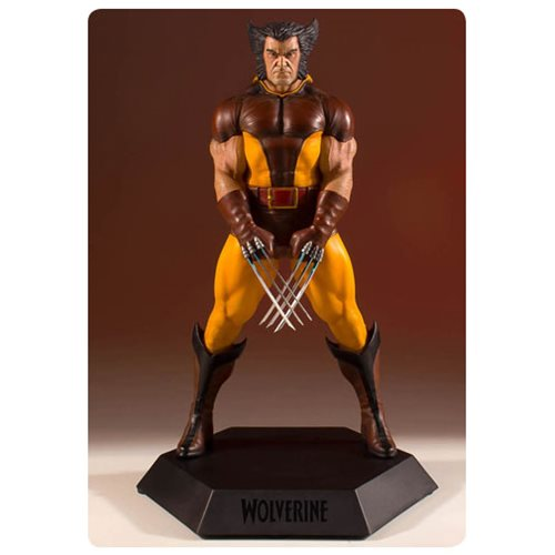 Snikt! Wolverine Statue from Gentle Giant!