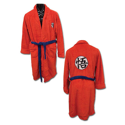Get Goku's Gi - Really Rocking Robe!