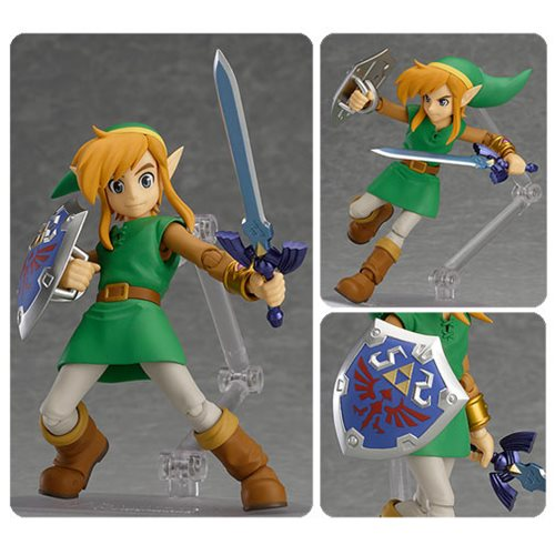 Legend of Zelda: A Link Between Worlds Link Action Figure