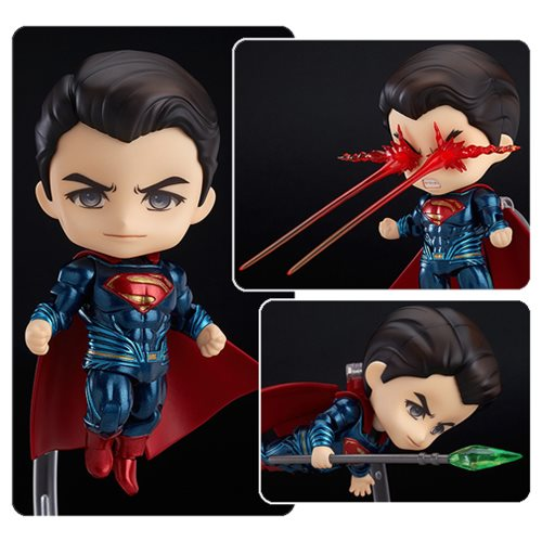 Superman Nendoroid - Hot off the Truck!