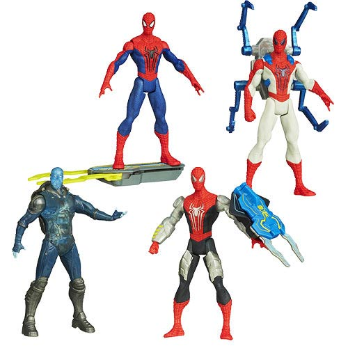 The Amazing Spider-Man 2 Action Figures Are Here!