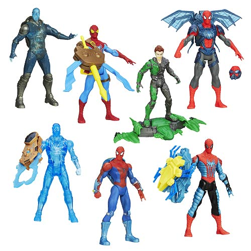 25% Off Amazing Spider-Man 2 Action Figures