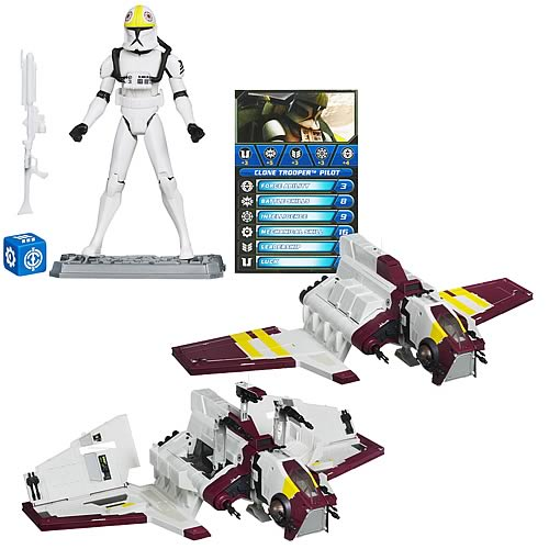 Daily Deal on Star Wars Clone Republic Attack Shuttle Vehicle