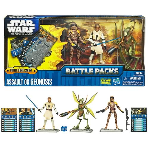 Star Wars Geonosis Action Figure Pack - 60% Off!