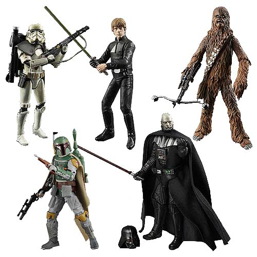 Star Wars Black Series 6-Inch Action Figures Wave 5 R1 Case