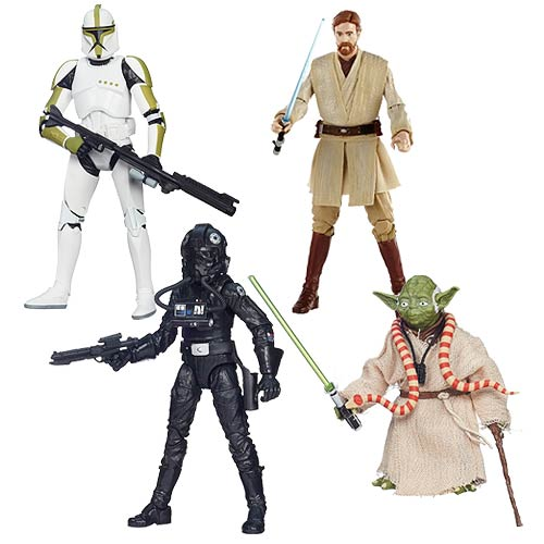 Brilliant Star Wars Black Series Wave 6 Coming This Winter!