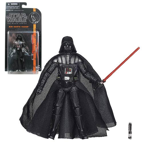 Star Wars Black Series Darth Vader (ROTS) 3 3/4-Inch Figure