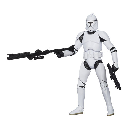 Star Wars Black Series Clone Trooper 6-Inch Figure