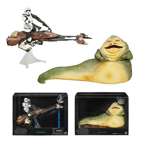 Star Wars Black Series 6-Inch Deluxe Action Figures Wave 1