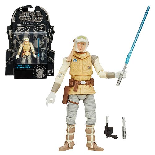 Star Wars Luke Skywalker Wampa Attack Action Figure