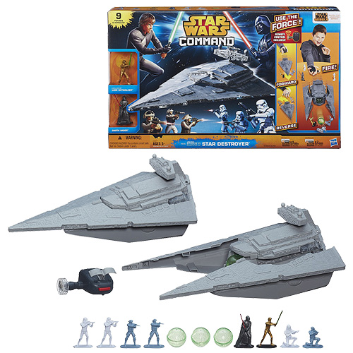 Star Wars Rebels Command Star Destroyer