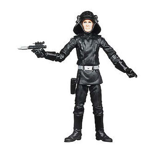 Star Wars Black Imperial Navy Commander 3 3/4-Inch Figure