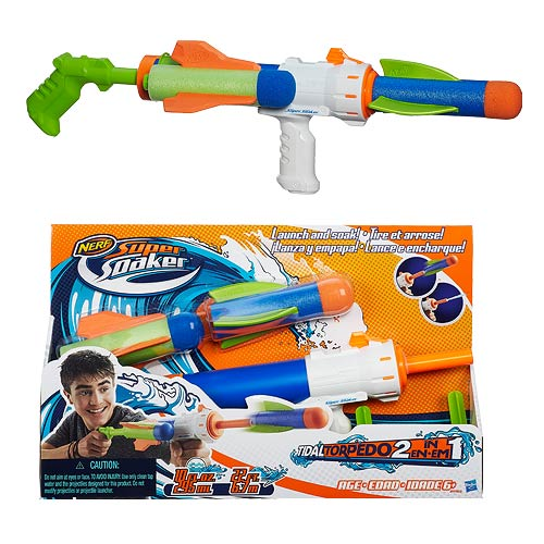 Daily Deal - Save 74% on Super Soakers!