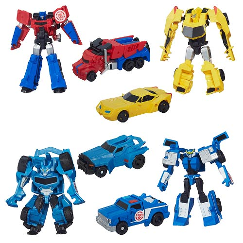 Transformers Robots in Disguise Legion Wave 1 Set
