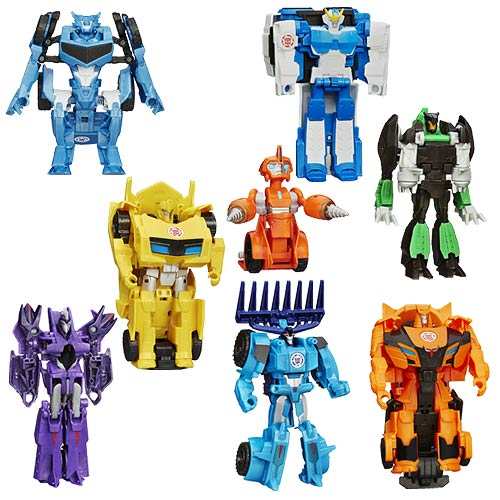 Transformers Robots in Disguise One-Step Changers Wave 6