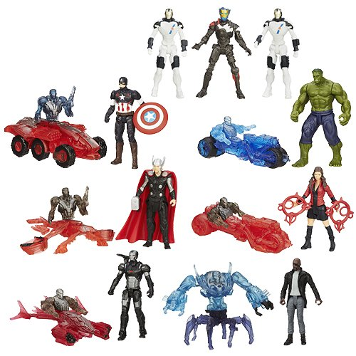 Daily Deal - Amazing Avengers Action Figures Are 80% Off