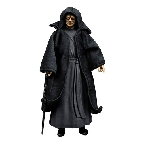 Star Wars Black Series Emperor Palpatine 6-Inch Figure