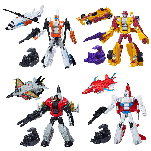 Transformers Generations Combiner Wars Deluxe Wave 1 Set