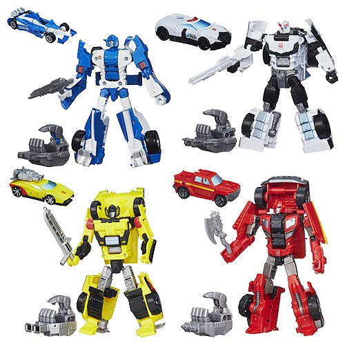 Transformers Generations Combiner Wars Deluxe Wave 4 Set