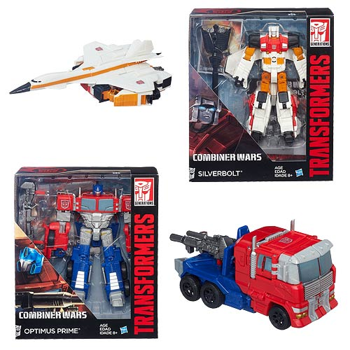 Transformers Generations Combiner Wars Voyager Wave 1 Set