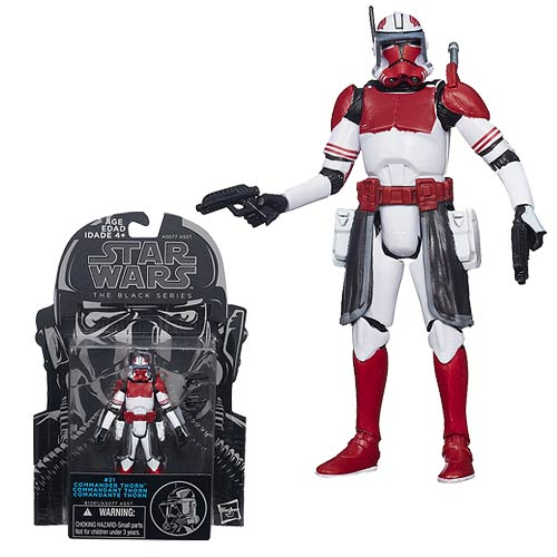 Star Wars Black Series Commander Thorn 3 3/4-Inch Figure