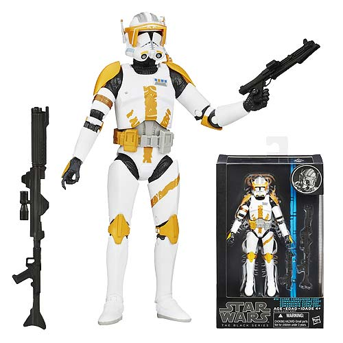 Star Wars Black Series Commander Cody 6-Inch Action Figure